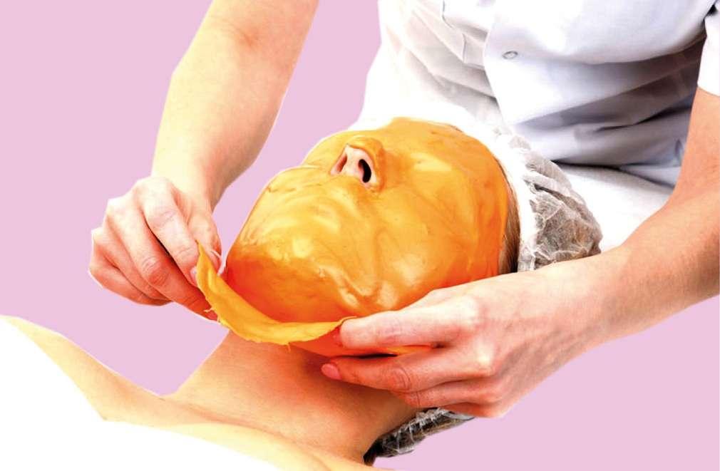Как разводить альгинатную маску
