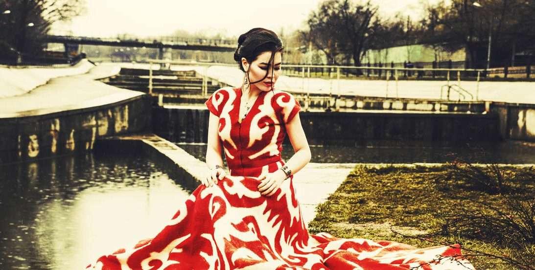 Кто такая казахская женщина, за что ее стоит любить и в чем ее изюминка. Мадина Курбаналиева