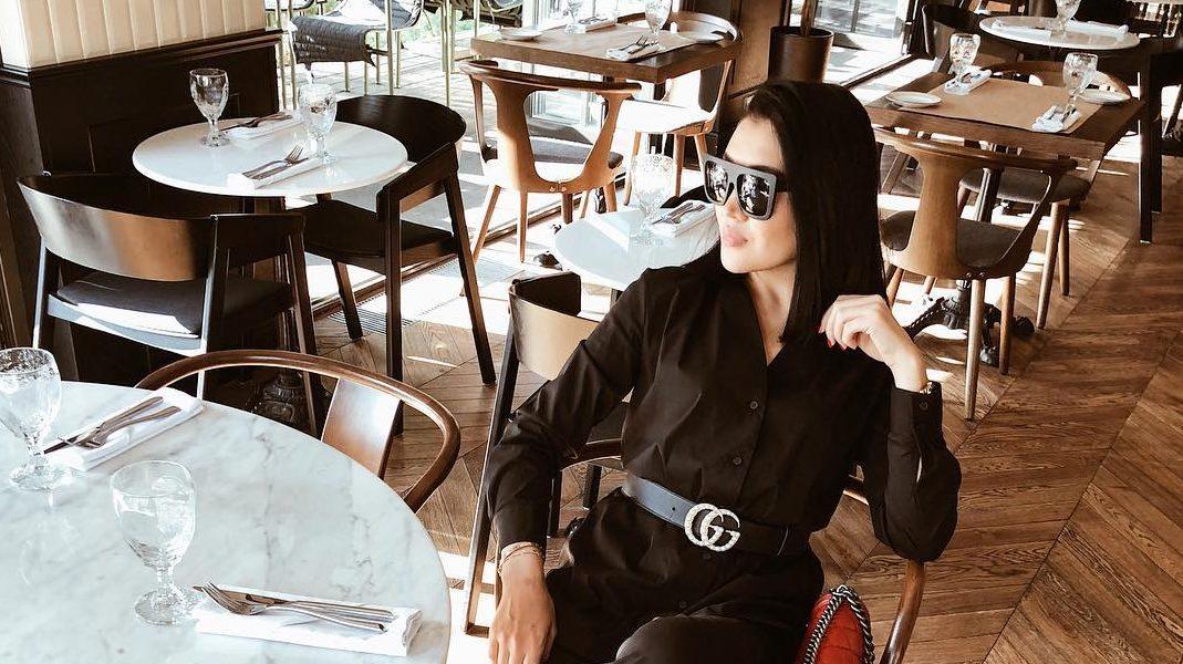 Девушки Vintage: Алия Бермухамбетова.