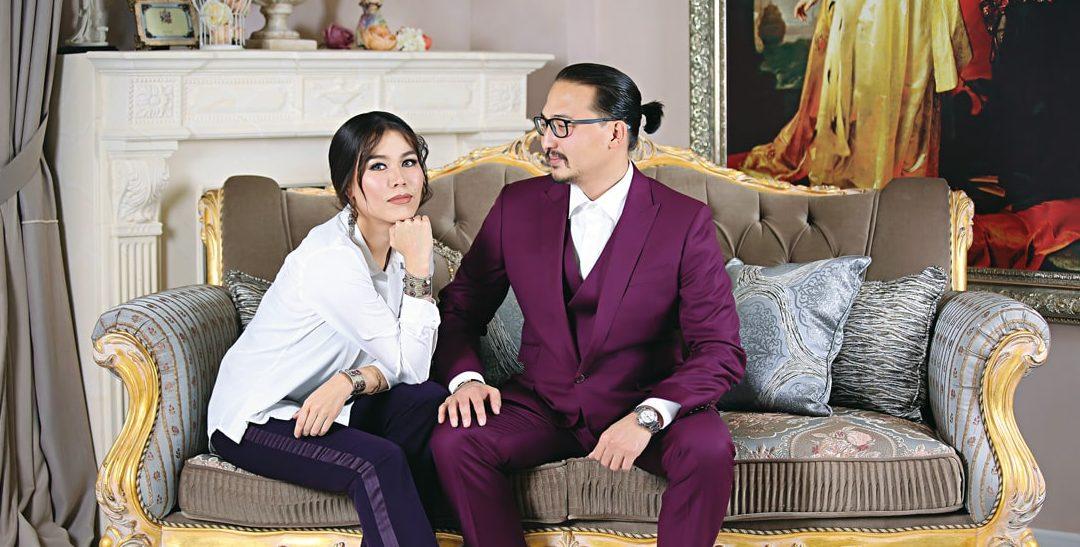 Семейный бизнес. Ерлан Нукенов и Мадина Курбаналиева.