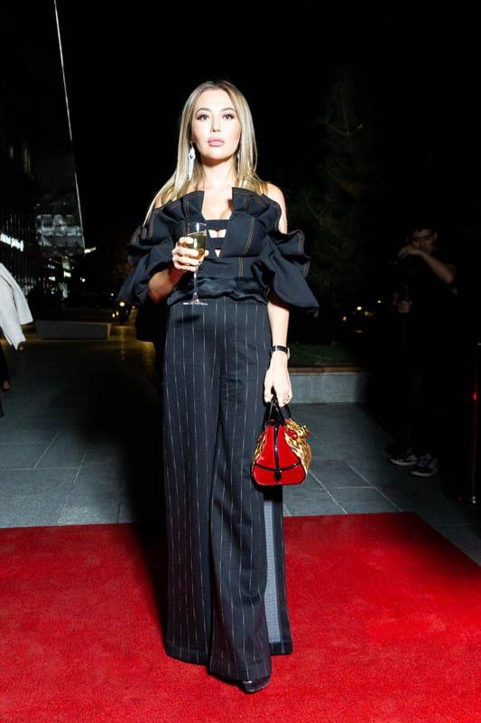 Вечер Cartier
