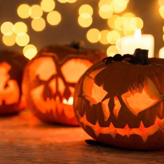 Halloween - не только для детей