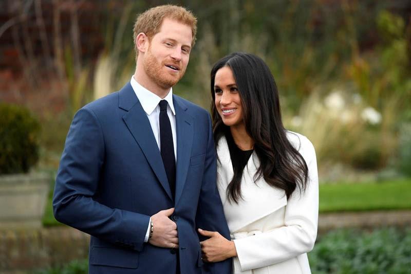 #Royal Baby — Меган Маркл беременна.