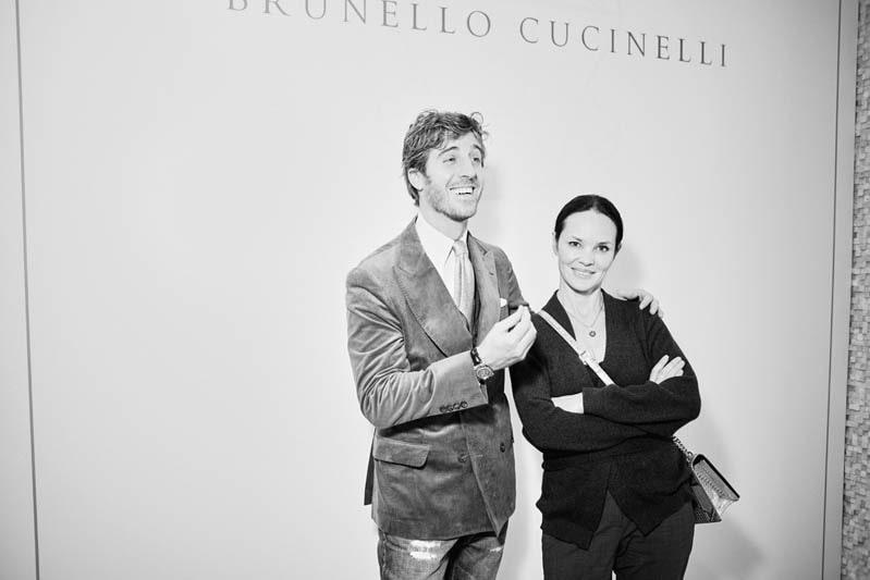Роскошный Brunello Cucinelli