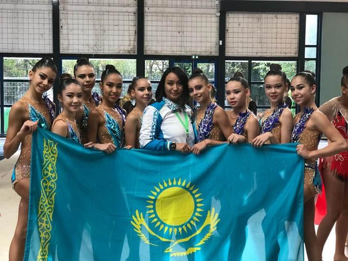 «Кербез» - школа художественной гимнастики.