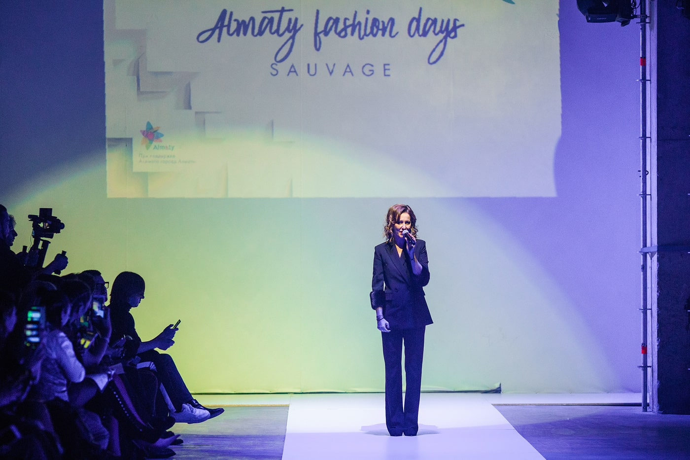 Almaty Fashion Days SAUVAGE