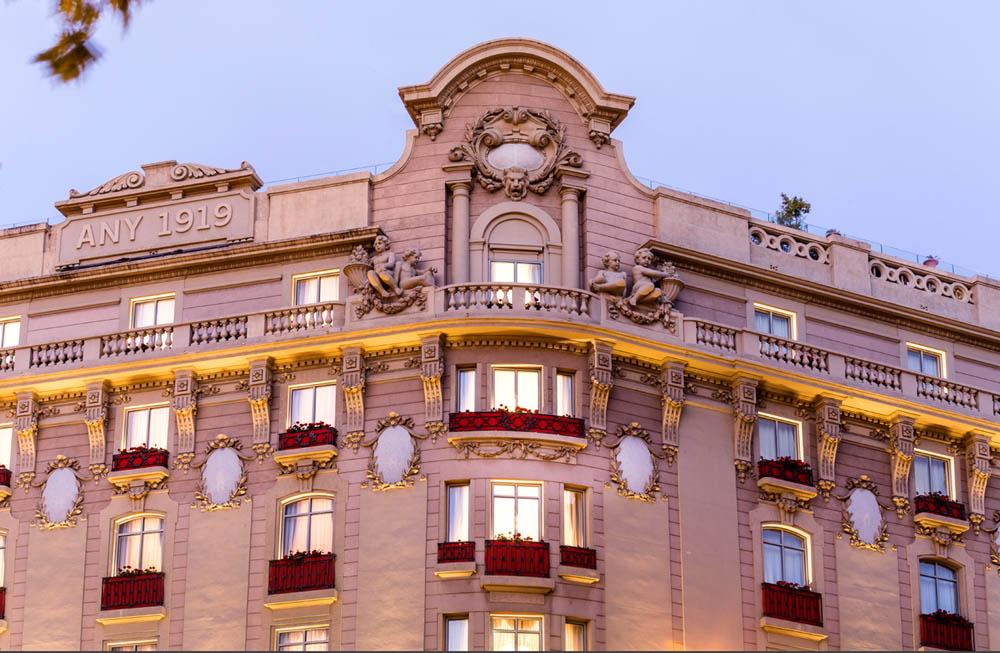 El Palace Barcelona 5* GL