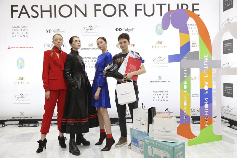 Финал FASHION FOR FUTURE