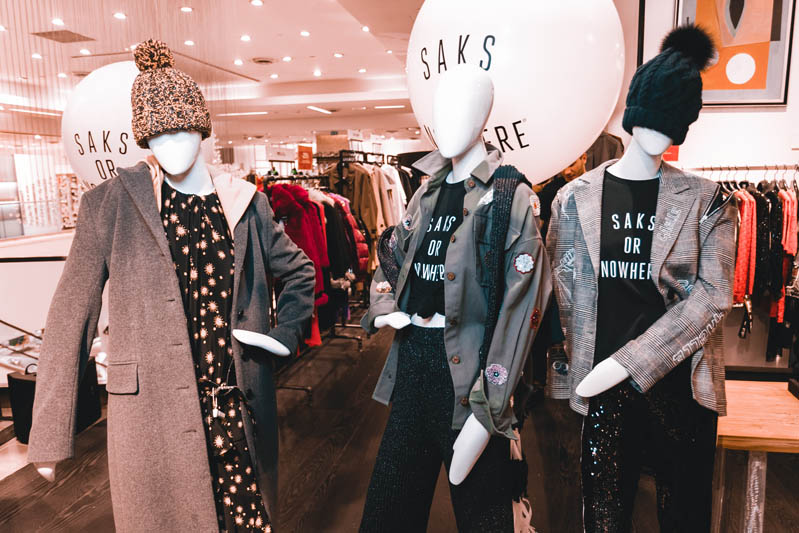 Saks or Nowhere Party
