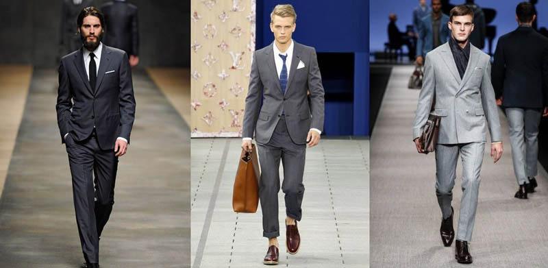 Деловой стиль у мужчин. Что и с чем носить