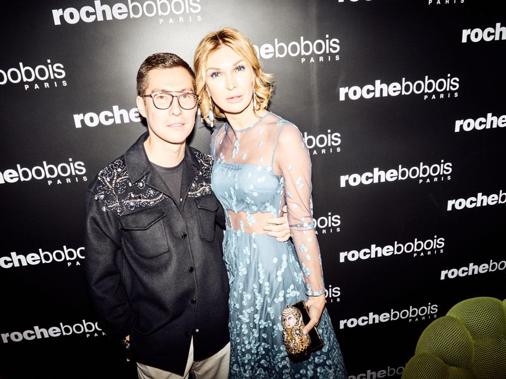 Roche Bobois представил в Алматы обновленный шоурум и дизайн-студию
