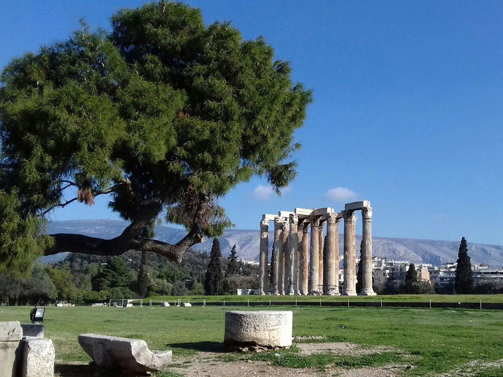 Греческое чудо или находка для путешественника