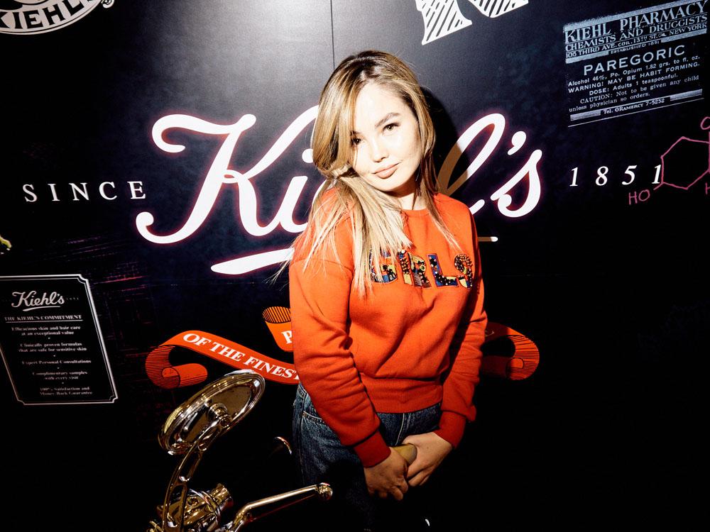 В Алматы открылся бутик элитной косметики Kiehl's