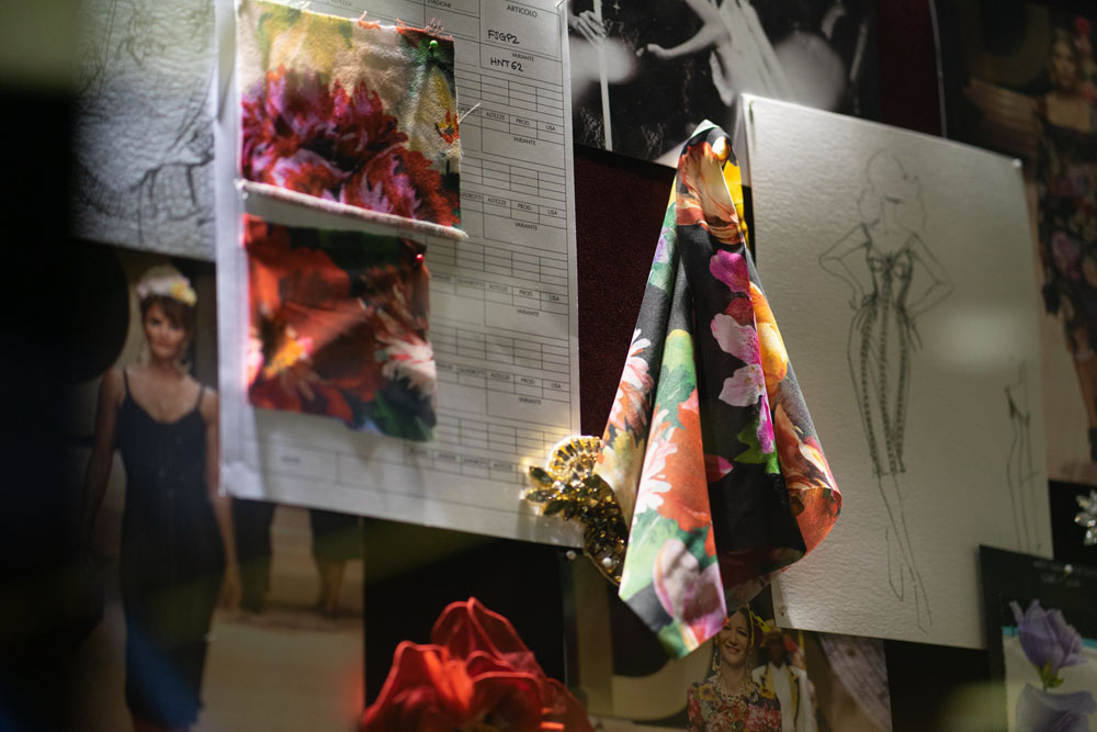 Расцвет женственности от Dolce & Gabbana