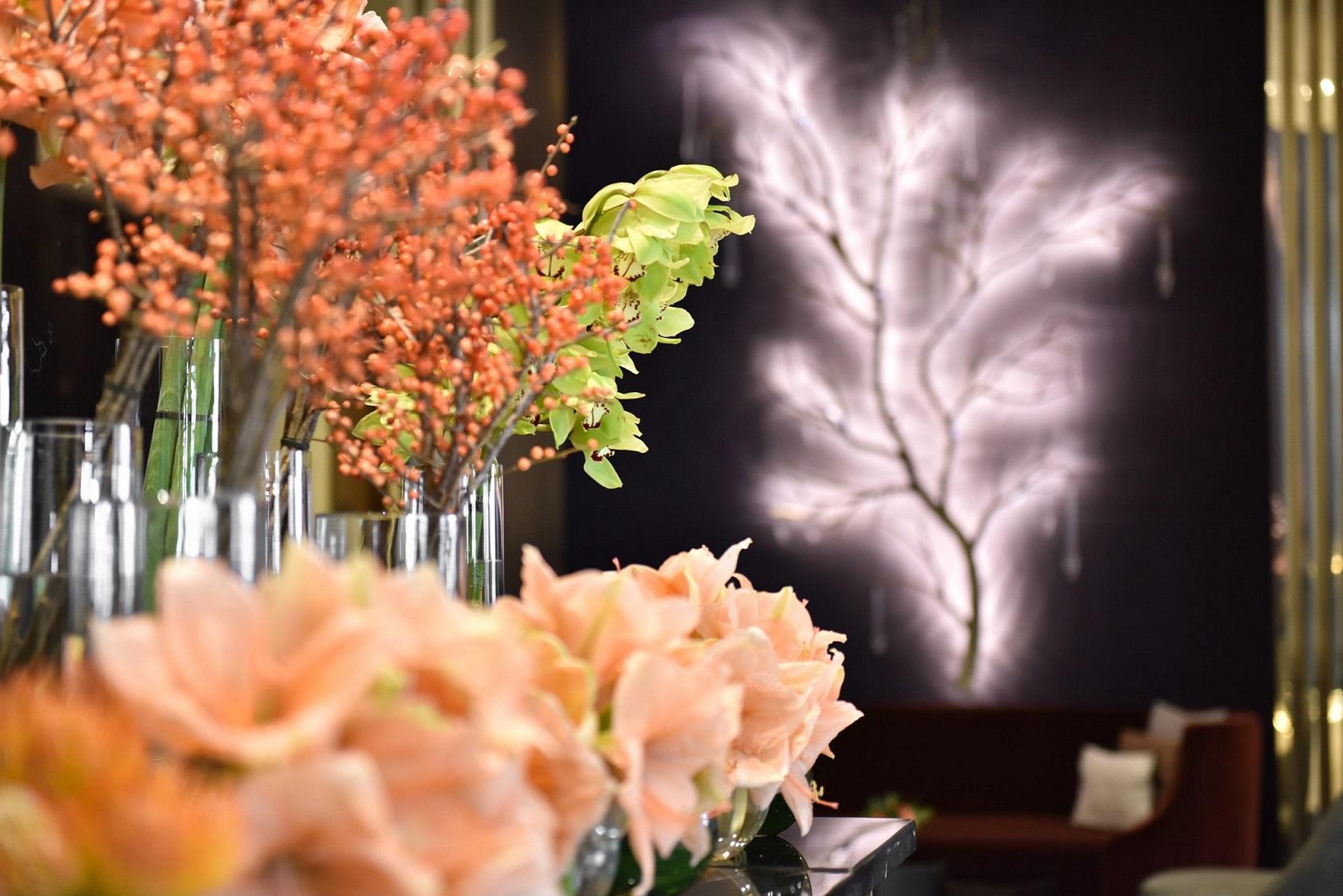 Лобби The Ritz-Carlton, Astana попало в мировой рейтинг