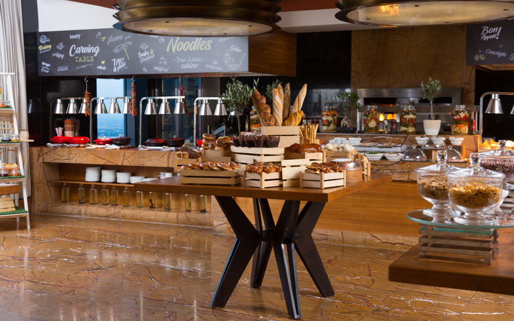 The Ritz-Carlton, Almaty приглашает отпраздновать Наурыз!