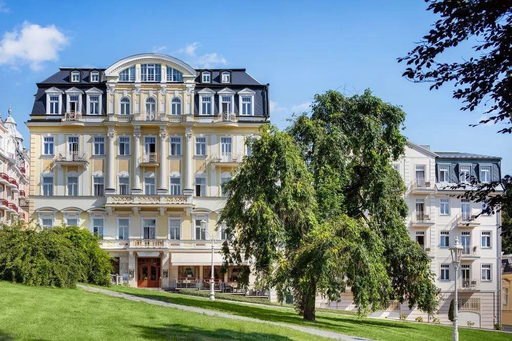 Лучшие SPA-отели Европы!
