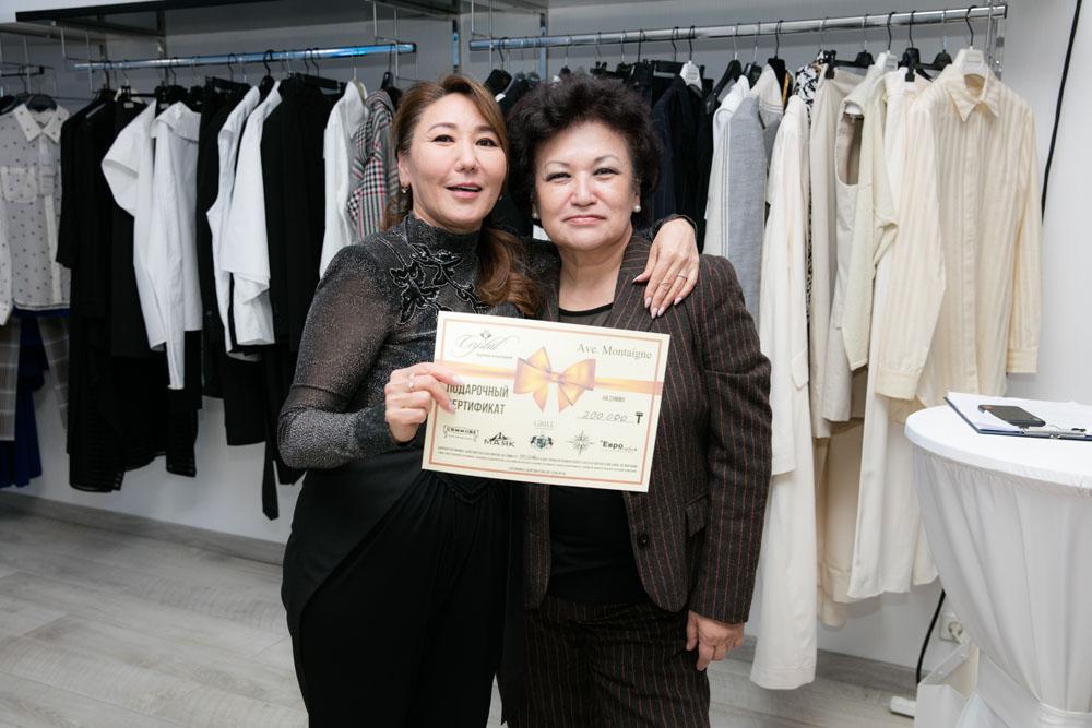 День рождения модного бутика Ave. Montaigne by COMMODE