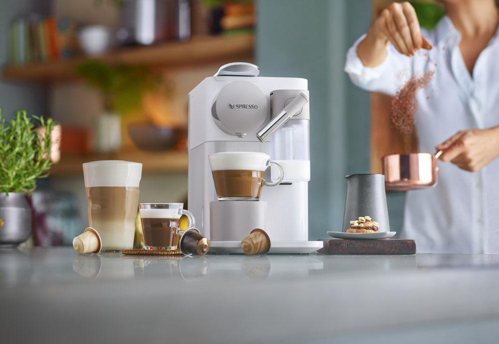 Nespresso представляет новую коллекцию BARISTA CREATIONS